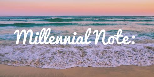 Millennial Note